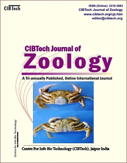 CIBTech Journal of Zoology (CJZ)